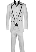 Mens White Tuxedos