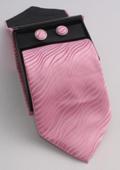3-piece Pink Matching Tie