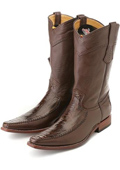 Altos Brown Ostrich Leg
