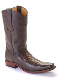 Altos Brown Square Toe