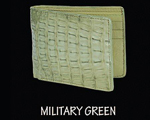Mens Military Green Wallet