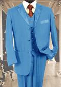 3PC Blue Tuxedo 3