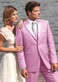 Mens Pink tux