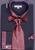 2 Button Pinstripe Suit