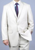 Bone 2-Button affordable suit