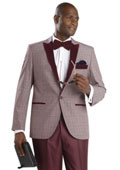 One Button Fashion Suit