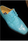 Turquoise Blue Dress Shoes