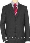 Mens Charcoal Gray Suit