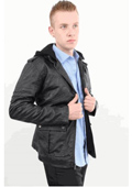 West Fashion Black Jacket