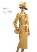 Dress Set Gold $139