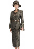 Dress Set Olive/Black $139