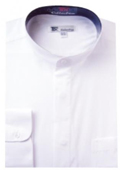 Mens White Dress Shirt