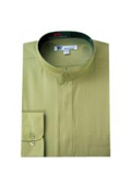 Mens Green Dress Shirt