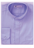 Mens Lillac Dress Shirt