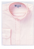 Mens Pink Dress Shirt