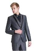 Mens Grey Tuxedos