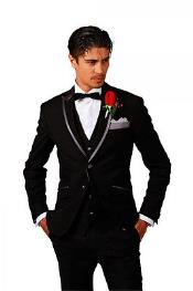Black Wedding Tuxedos
