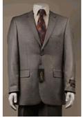 2 Button Beige Suit