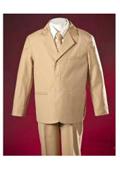 Boys Ivory Suit