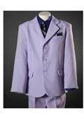 Boys Lavender Suit