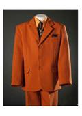 Boys Rust Suit