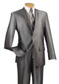 2 Button Slim Fit Suit