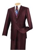 Mens Metallic Suit