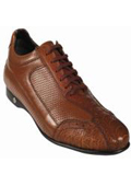 Mens Brown Sneakers
