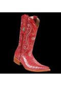 Red Diamond Boots