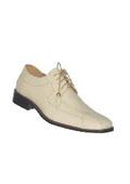 Men Cream Shoes