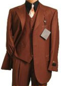 MU3TR-3 Copper~Rust~Cognac/Rust Classic and