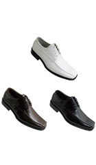 Mens Solid Dress Shoes