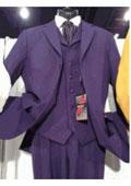 Mens Purple Big Size