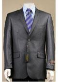 Mens Charcoal Grey Suit