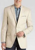 Tan sport coat