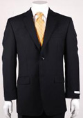 Mens Black Suit