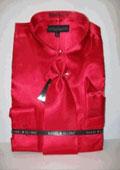 Mens Red Shirt
