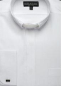 Mens Gray Dress Shirt