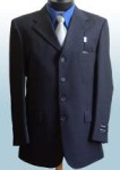 Dress Navy Blue 4