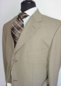 tan suits for men
