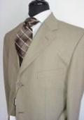 tan suits for men