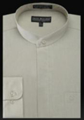 Mens Olive Dress Shirt