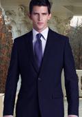 Mens Navy Suit