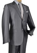 Charcoal Slim Suit