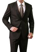 Men's 2 Button Slim Fit Suit