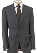 Mens 2 Button Wool