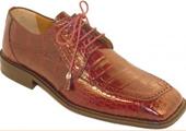 Mens Burgundy Shoes