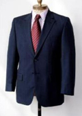 Navy Blue Italian Suits