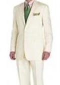 Mens White Suits