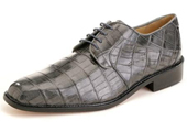 Men's Grey Nile Crocodile